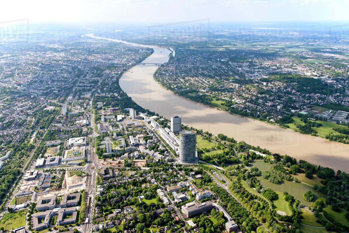 North Rhine-Westphalia, List of cities in Germany