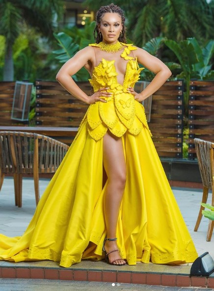 Pearl Thusi. Top 20 richest presenters and beautiful actresses in South Africa
