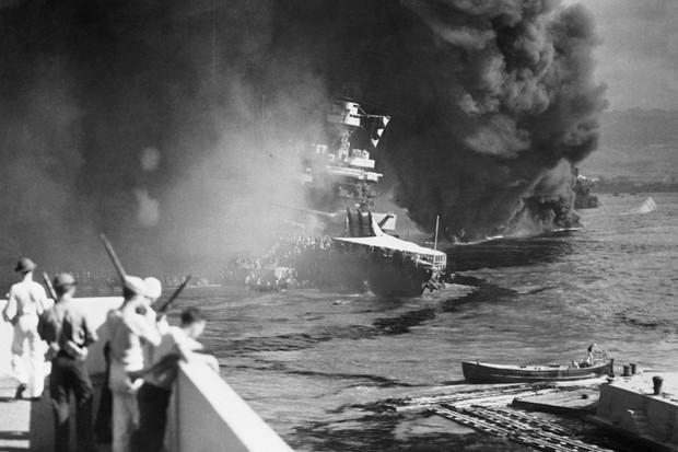 Pearl Harbor Attack\